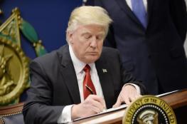 ترمب يدرس إصدار مرسوم جديد حول الهجرة