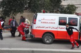 إصابة خطرة لمواطن خلال شجار في نابلس