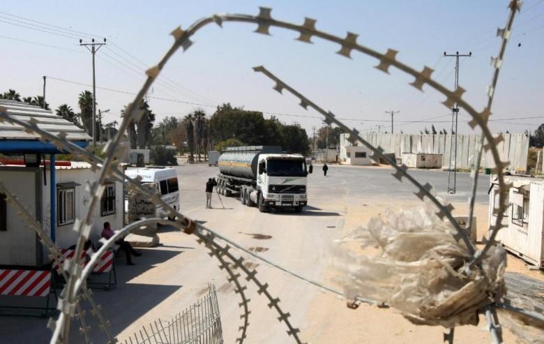 حالة المعابر في قطاع غزة صباح اليوم
