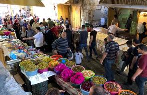 أجواء رمضان بمدينة الخليل المحتلة