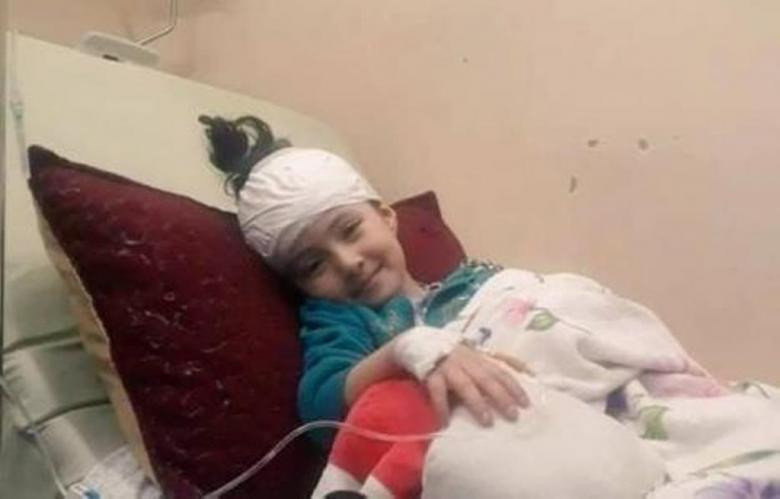 وفاة طفلة غزية بالقدس رفض الاحتلال خروج مرافقين معها