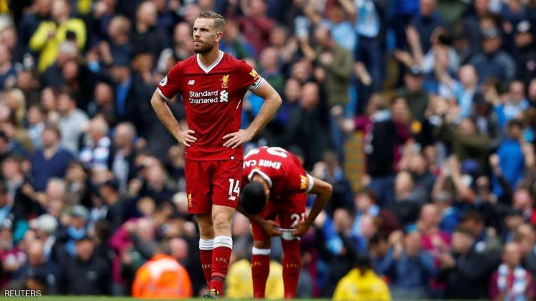 ليفربول يودع كأس رابطة الأندية الإنجليزية