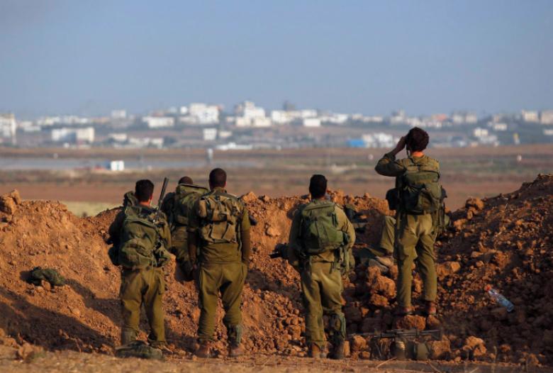 جيش الاحتلال ينفي سقوط صاروخ في النقب