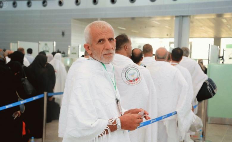 """""""أسر الشهداء"""" بغزة تعلن انتهاء تفييز جوازات الحجاج"""