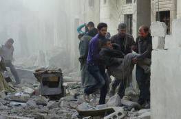 قوات النظام تجدد قصف وادي بردى وتعطل صيانة الفيجة