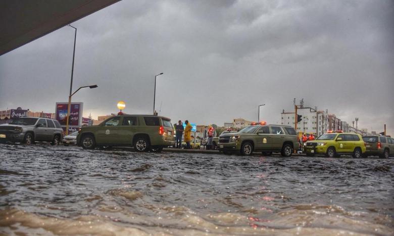 """الحكومة المصرية تصدر توضيحًا حول تعرض البلاد لـ""""منخفض جوي خطير"""""""
