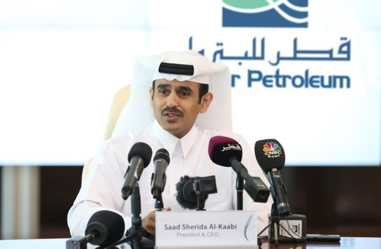 قطر تكشف عن أضخم برنامج لها في صناعة الغاز
