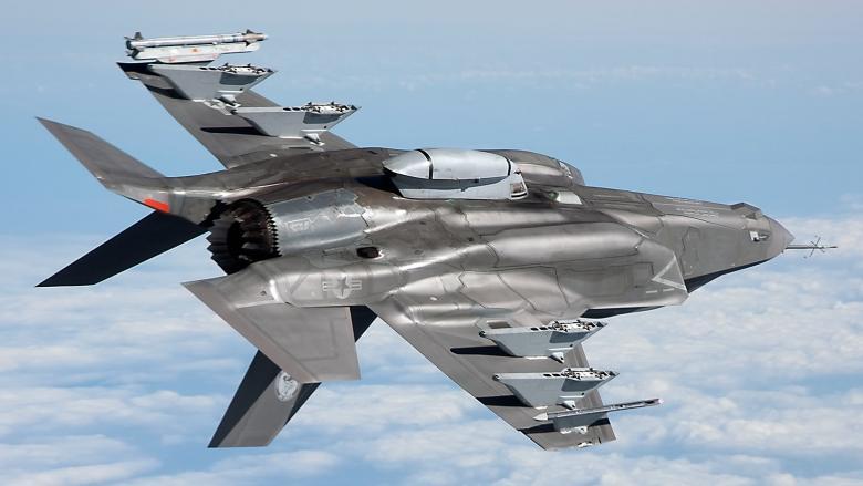 أمريكا تستبعد تركيا من برنامج الطائرة المقاتلة إف-35