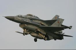 غارات للطيران المصري قرب حدود قطاع غزة