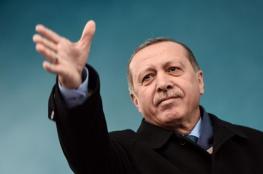 أردوغان يعلن حصول تركيا على نظام صواريخ إس-400