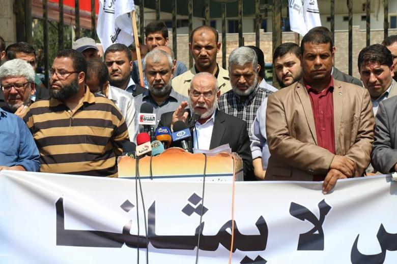 """بحر: عباس مغتصب للسلطة ودعوات حل """"التشريعي"""" باطلة"""