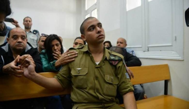 الاحتلال يفرج عن الجندي قاتل الشهيد الشريف