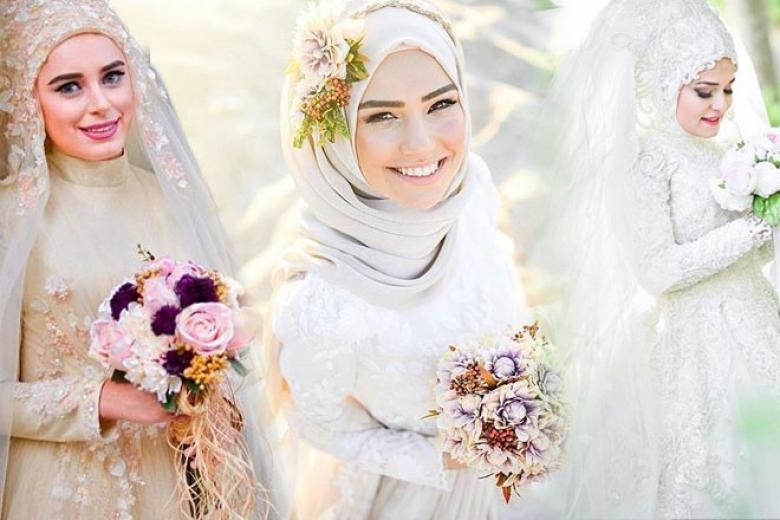 فكرة لتكوني الأكثر أناقة في حفلات الزفاف