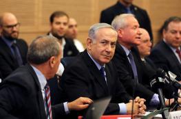 """نتنياهو يترأس اجتماع ثلاثي هام في """"تل أبيب"""""""