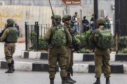 الاحتلال يقتحم رام الله ويستولي على تسجيل كاميرات مراقبة