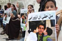 أهالي الأسرى المضربين يطالبون بتدويل معاناتهم إعلامياً