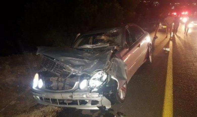 إصابة 4 مواطنين بحادث سير جنوب شرق بيت لحم