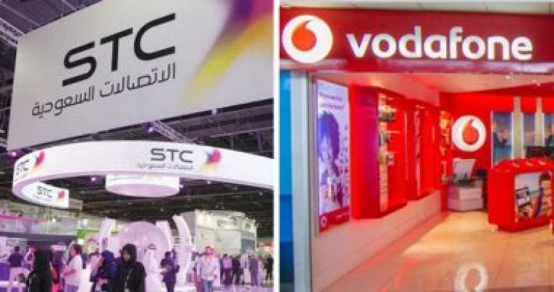حماية المنافسة يتلقى طلب فودافون بحق الشفعة بصفقة STC