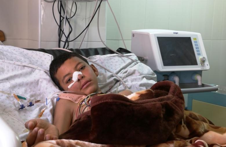 أبو غياض:نجحنا في التنسيق لعشرات الحالات للعلاج بمستشفيات الضفة
