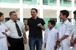 الصحة المدرسية أجرت فحوصات طبية لنحو 33 ألف طالب وطالبة خلال 2019