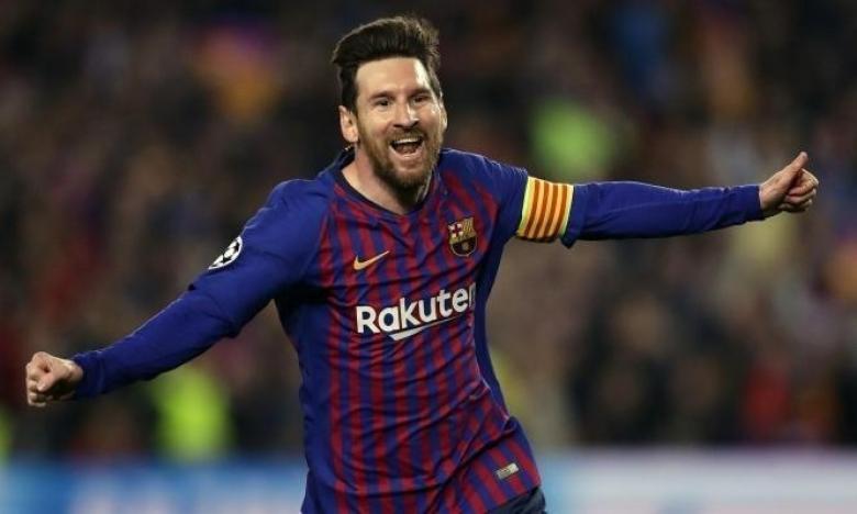 برشلونة يعلن خبرا سيئا عن ليونيل ميسي