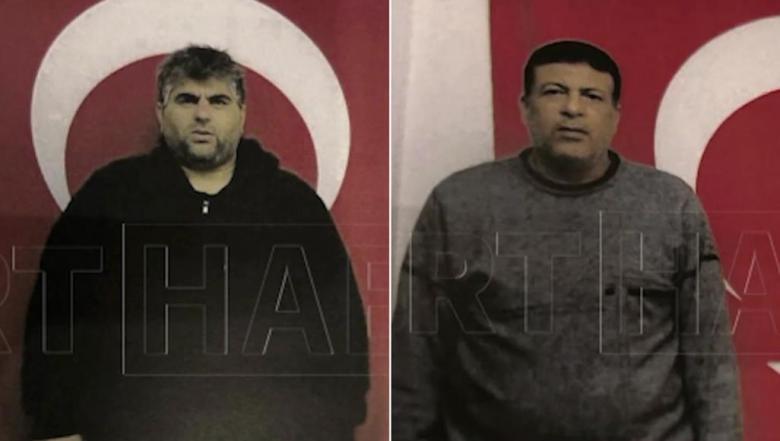 قناة تركية تنشر صور عميليْ المخابرات الإماراتية