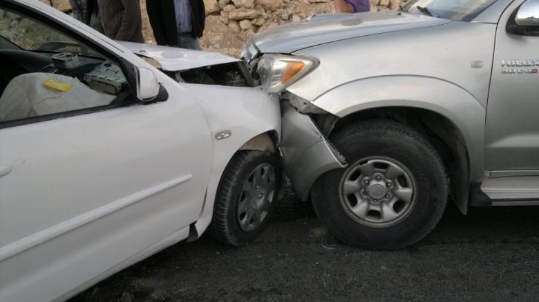 9 إصابات في حادث سير غرب سلفيت