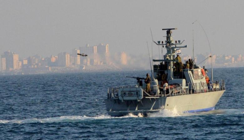 بحرية الاحتلال تعتقل 4 صيادين في بحر القطاع