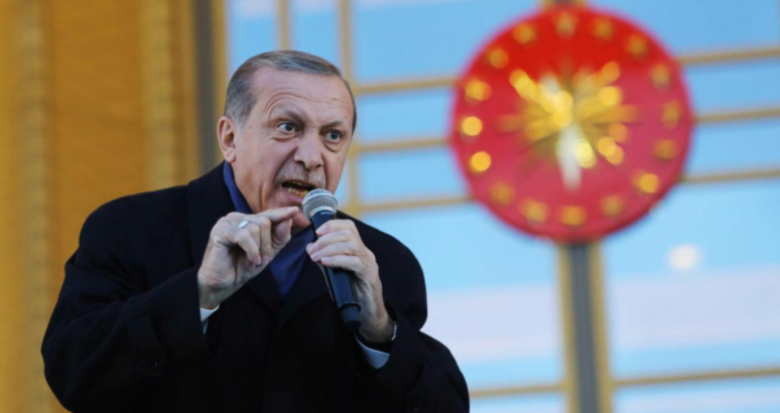 أردوغان لأتراك ألمانيا.. صوتوا ضد ميركل