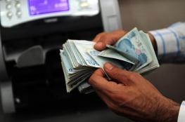 ارتفاع سعر الليرة التركية