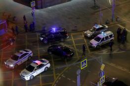 قتلى بهجوم استهدف مبنى أمن الدولة في موسكو