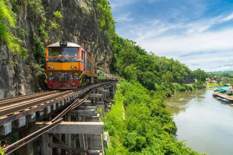 السياحة في تايلاند لا تخلو من المفاجآت