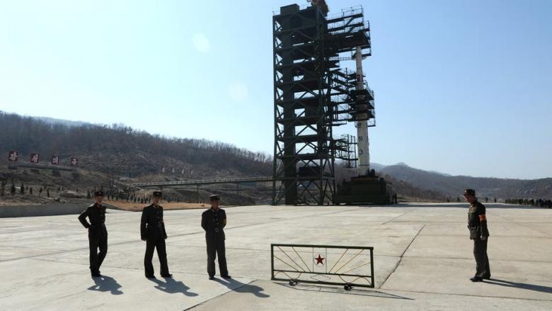 """""""رجل الصواريخ"""" يشاكس ترامب.. تجربة كبيرة بكوريا الشمالية"""