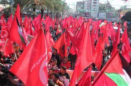 الشعبية تحذر من استمرار السلطة فرض عقوباتها على غزة