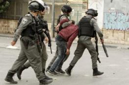 الاحتلال يعتقل 4 شبان خلال مواجهات في الخليل