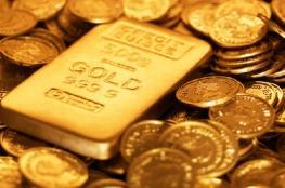 استقرار أسعار الذهب مع ارتفاع الدولار