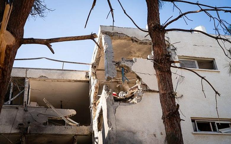 """رئيس """"اشكول"""": 18 شهرًا من حياة الهلوسة بسبب غزة"""