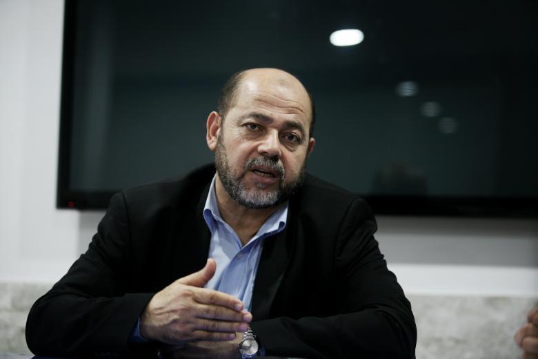 أبو مرزوق: ما تم إنجازه كافٍ لانطلاق المصالحة مجددا