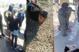 الاحتلال يفرج اليوم عن الطفلة استبرق نور