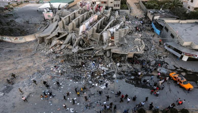 الأشغال تعلن إحصائية الدمار الذي خلّفه العدوان بغزة