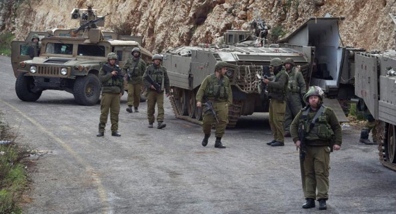الاحتلال يبدأ مناورات عسكرية جديدة في الجولان