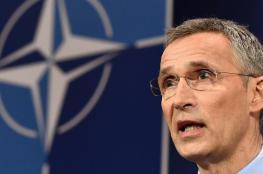 الناتو: دمشق تتحمل كامل المسؤولية عن قصف قاعدتها الجوية