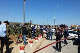 إصابة جندي إسرائيلي بجراحٍ خطيرة بعملية طعن بالخليل