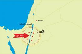 """بعد حادثة السفارة الإسرائيلية.. عمّان تغير مسار """"قناة البحرين"""""""
