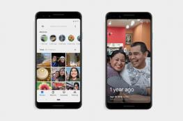 غوغل تطلق وظيفة الذكريات بتطبيق الصور