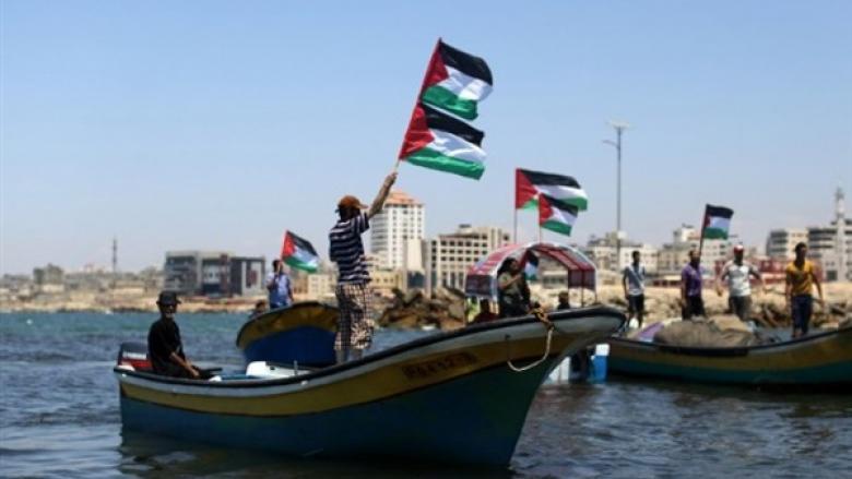 منظمو سفن كسر الحصار يدعون لتفعيل التضامن الدولي مع غزة