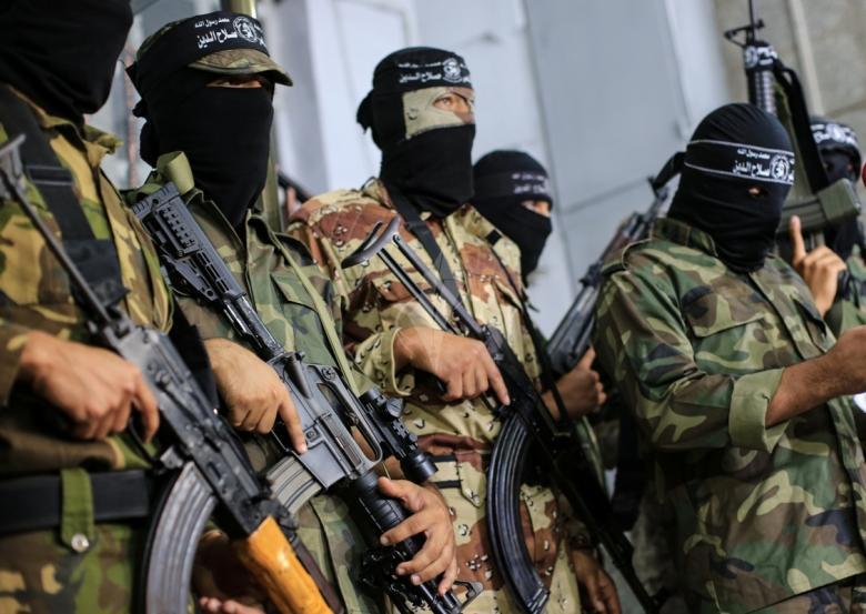كتائب الناصر: تهديدات قادة العدو لشعبنا ومقاومتنا لم ولن تخيفنا ولم تربكنا