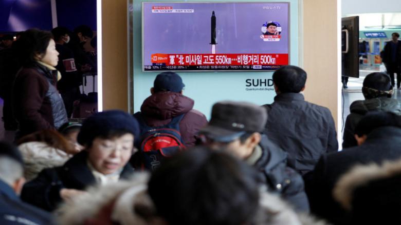بيونغ يانغ تؤكد نجاح تجربة إطلاق صاروخ جديد بقدرات نووية