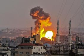 العدوان مستمر على غزة والمقاومة تواصل الرد