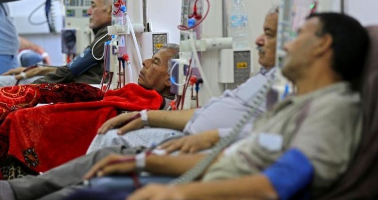تعيين الدكتور اللوح مديراً للعلاج في الخارج بغزة